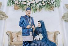 Shafira & Rafi Wedding Ceremony by Ayatana Wedding