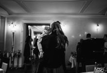 Olga and Volker Rainy Day Wedding by Dasha Elfutina