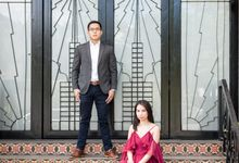 E & M Engagement Session by Astrud