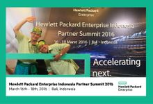 Hewlet Packard Enterprise Parter Summit 2016 by Seven Pictures