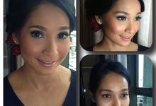 Make Up Wedding by Barry Irawan
