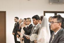 WEDDING - Gad & Priyanka by Captyour Moment