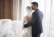 Kenneth & Novita by One Heart Wedding