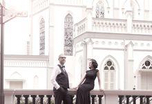 Stuart & Angie Prewedding Shoot by cosmo photo