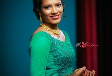 Engagements by Face Palette by Lekshmi Menon