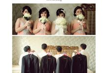 The Wedding of Jimmy + Devina by La PARTIE Entertainment