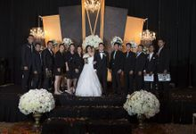 Gatsby Theme Wedding - Ivan and Irene by Magnifica Organizer
