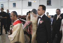 Agnes & Simon Wedding by Filantropi Wedding