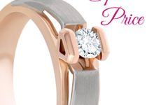 Harga Spesial Perhiasan Berlian (Cincin Wanita, Cincin Kawin, Liontin) by Passion Jewelry