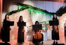 Enchante Wedding Show at Ritz Carlton by Vocalise Pte Ltd