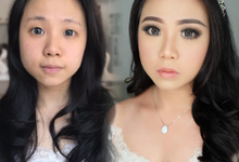 Make up by Maudimakeupin