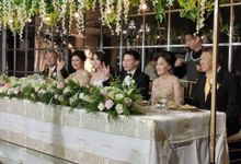WEDDING MR. ANTHONY & MS. LINGGA by G.H Universal Hotel Bandung