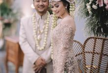 From Astrid & Nur Wedding at Bumi Samami by Signore Gift