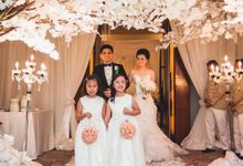 Recent Weddings at Mandarin Oriental, Jakarta by Mandarin Oriental, Jakarta