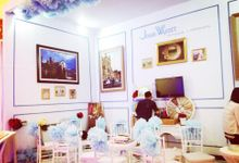 Exhibition Booth by Buttercup Decoration