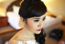 Makeup for Prom Night of Miss Rara by GabrielaGiov