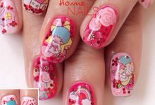 Nails for your Honeymoon by Home Nails
