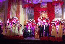Golden Wedding Anniversary of Mr Marthen and Mrs Afiia by La PARTIE Entertainment