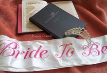 Bridal Shower / Bachelorette Party Property by Papier Brun
