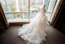 Wedding Gowns by Melta Tan