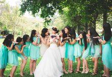 Lih Wen & Mei Yee by Twins Photography
