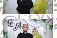 The Wedding of Eva & Aga by NAREMAX Photo Booth
