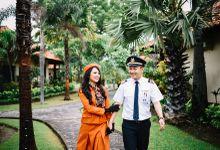 Aga & Zie Prewedding by RUDYLIN Photography