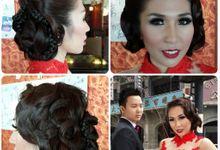Prewedding MakeUp WA: +62 8188 66029 by Rama Jee MakeUp Artist