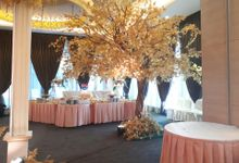 Wedding Hendra & Cynthia - 09 September 2017 by Kirana Two Function Hall