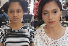Makeup for Party look by MakeupbyCristina