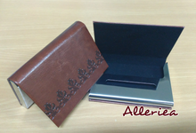 Card Holder by Alleriea Wedding Gifts