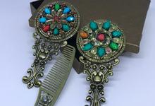 Sisir Kaca Premium by Alleriea Wedding Gifts