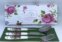 Premium Cutlery Set by Alleriea Wedding Gifts