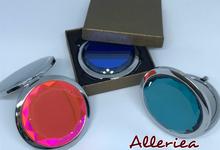 Kaca Lipat Premium by Alleriea Wedding Gifts