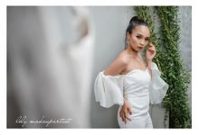 Photoshoot Makeup by lely murwiki