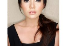 Makeup For Ms. Shania by lely murwiki