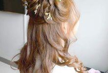 Bridal Natural Glowing by Angel Chua Lay Keng Makeup and Hair