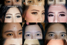 Reguler Makeup Hairdo Portfolio by @makeupby_yovita