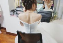 ROM & Actual Day Happiness by Angel Chua Lay Keng Makeup and Hair