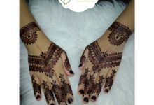 Fast henna Wedding's Rahmi by Hennabyherlina