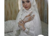 White Henna wedding's Ayu by Hennabyherlina
