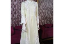 Gown Muslim by Leny Rafael Bride