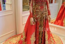 WEDDING PARTY KEBAYA MODERN / TRADISIONAL by DELMORA