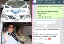 Happy Wedding 9nov19 Garry  by BKRENTCAR