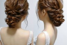 Hairdos  by Shino Makeup & Hairstyling