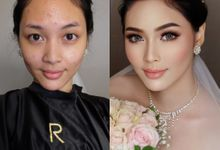 Test MAKEUP BRIDE by Natcha Makeup Studio