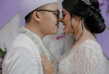The Wedding of Bagas & Aulia by Fazz Project