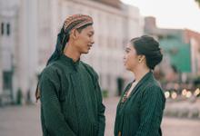 Anggi + Kukuh Pre-Wedding - Javenese Concept by Photolagi.id