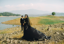 Ry + Ena / Pre-Wedding Session by Photolagi.id