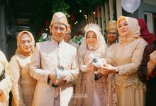 Ellya + Ryan - Wedding Day Reception by Photolagi.id